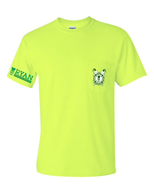 Construction Tee Front
