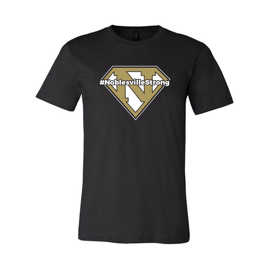 Noblesville Strong - Mr. Seaman Superman Tee