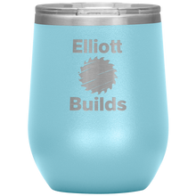 Load image into Gallery viewer, Wine Tumbler - Elliott Builds