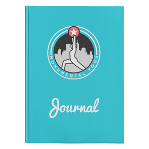 Monumental Yoga - Journal
