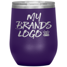 Load image into Gallery viewer, 12oz Wine Tumbler