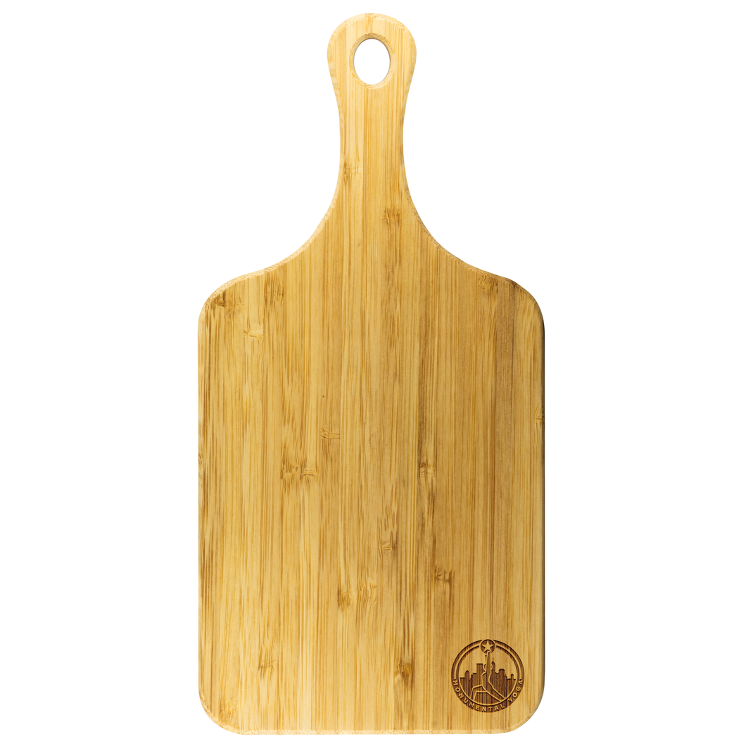 Monumental Yoga - Cutting Board