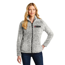 Load image into Gallery viewer, Ladies Cozy Fleece Jacket - IU