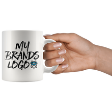 Load image into Gallery viewer, 11oz White Mug