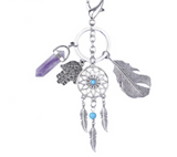 Opal Stone Dream Catcher