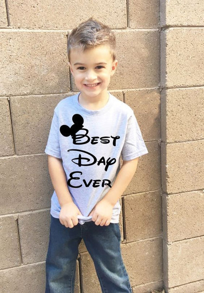Best Day Ever Onesie / Infant Tee / Toddler Tee / Kids T-Shirt