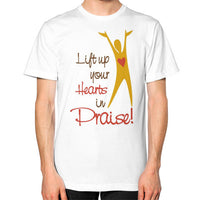 Lift Up Your Hearts In Praise T-Shirt