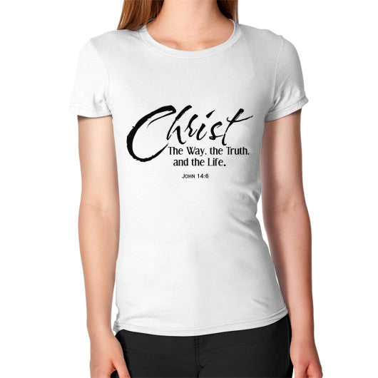 Christ - The Way, the Truth and The Life John 14:6 T-Shirt - Addict Apparel