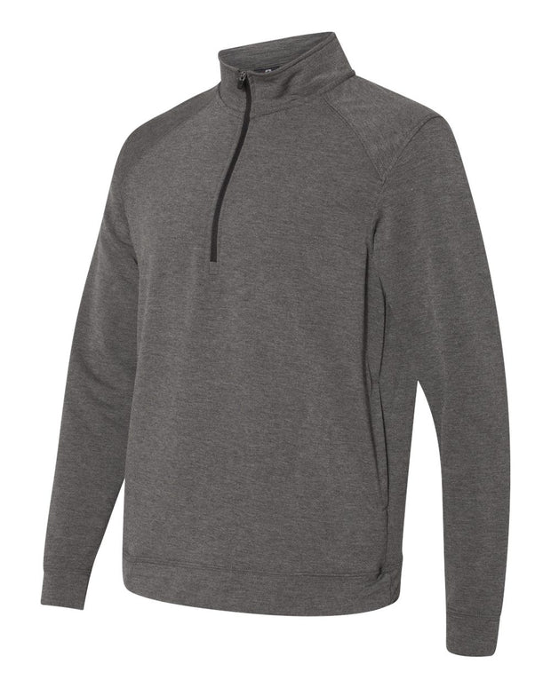 J. America - Omega Stretch Quarter-Zip Pullover* - Addict Apparel