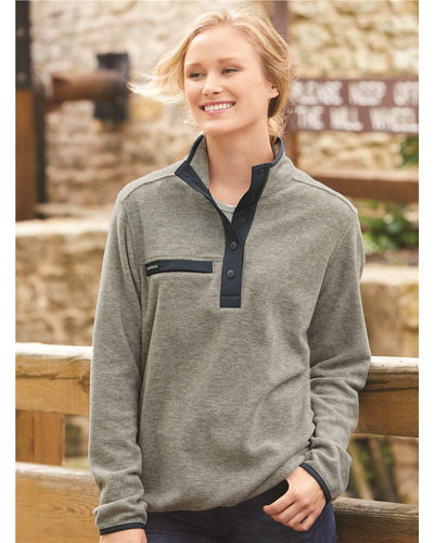 DRI DUCK - Women's Aspen Pullover* - Addict Apparel