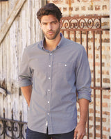 Weatherproof - Vintage Stretch Brushed Oxford Shirt
