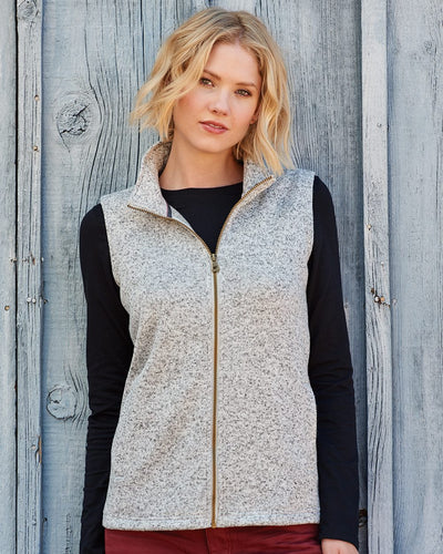 Weatherproof - Women's Vintage Sweaterfleece Vest* - Addict Apparel