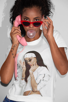 Aaliyah Picture T-Shirt