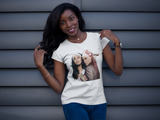 Aaliyah & Rihanna Selfie Picture T-Shirt