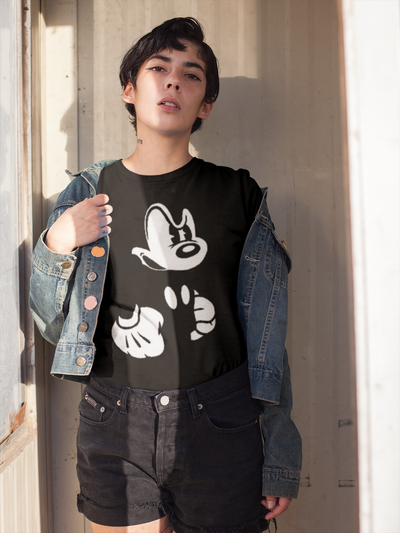 Angry Mickey T-Shirt* - Addict Apparel