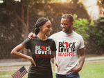 Black Love is Beautiful T-Shirt