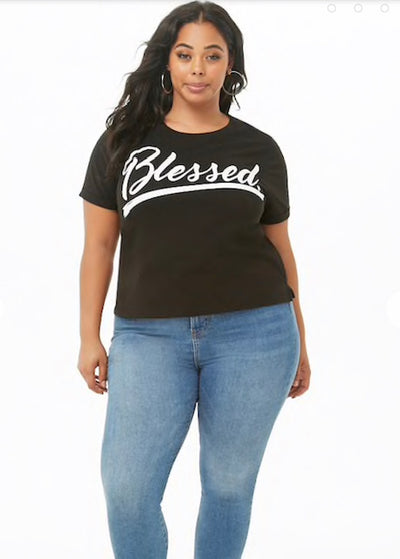 Blessed T-Shirt* - Addict Apparel