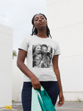 Black History Civil Rights Leaders Collage T-Shirt