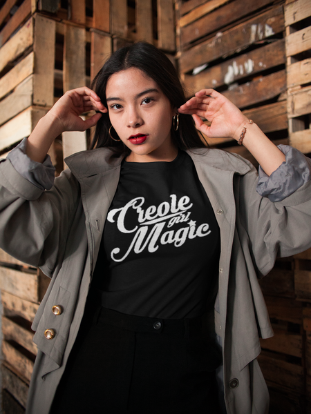 Creole Girl Magic T-Shirt