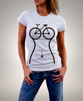 Cycle Woman T-Shirt