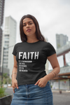Faith (Forwarding All Issues To Heaven) T-Shirt