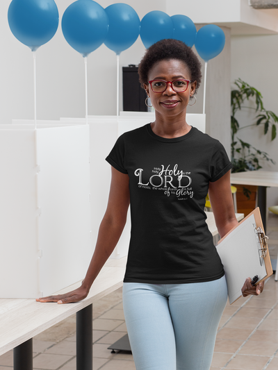Holy Is The Lord T-Shirt - Addict Apparel