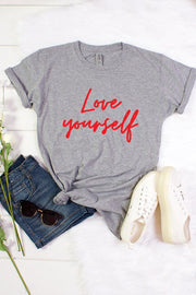 Love Yourself T-Shirt* - Addict Apparel