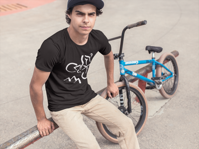 Ride It Cycle T-Shirt - Addict Apparel