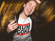 Rum + Coke T-Shirt - Addict Apparel