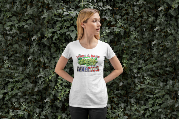 Wake & Bake America T-Shirt