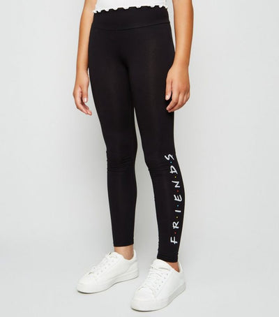 Friends (Friends TV Show) Logo Leggings* - Addict Apparel
