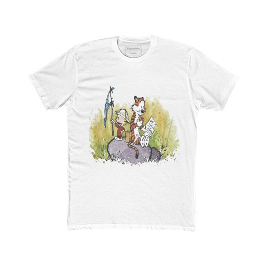 Calvin and Hobbes Adventure T-Shirt - Addict Apparel