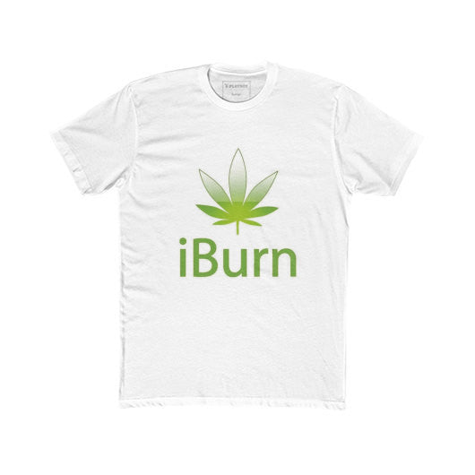 iBurn 420 T-Shirt - Addict Apparel
