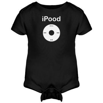 iPood Onesie / Infant Tee / Toddler Tee / Kids T-Shirt