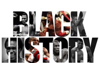 Black History Boxing Greats T-Shirt