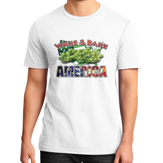 Wake & Bake America... 420 T-Shirt