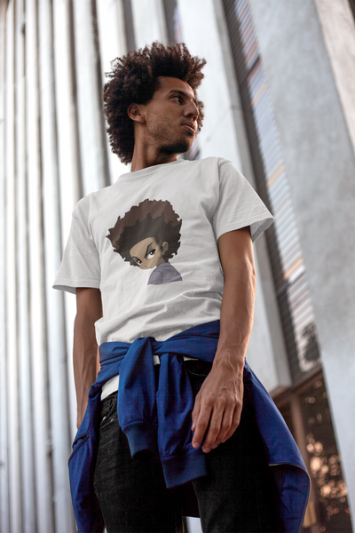 Huey Freeman (The Boondocks) T-Shirt