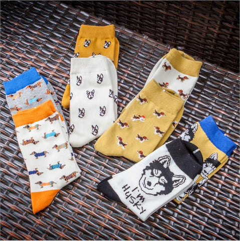 HOT SALE Dog Pattern Socks - FREE SHIPPING