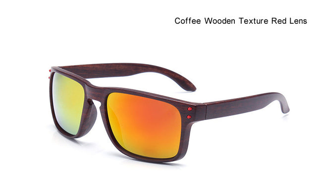 Handmade Wooden Sunglasses
