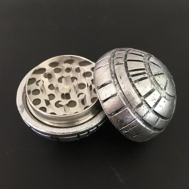 "Death Star Grinder for ""Herbs"""