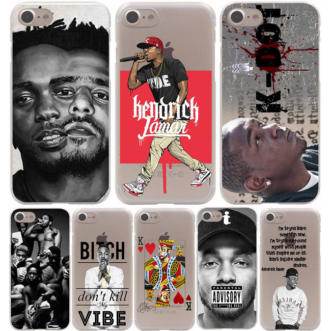 Kendrick Lamar iPhone cases