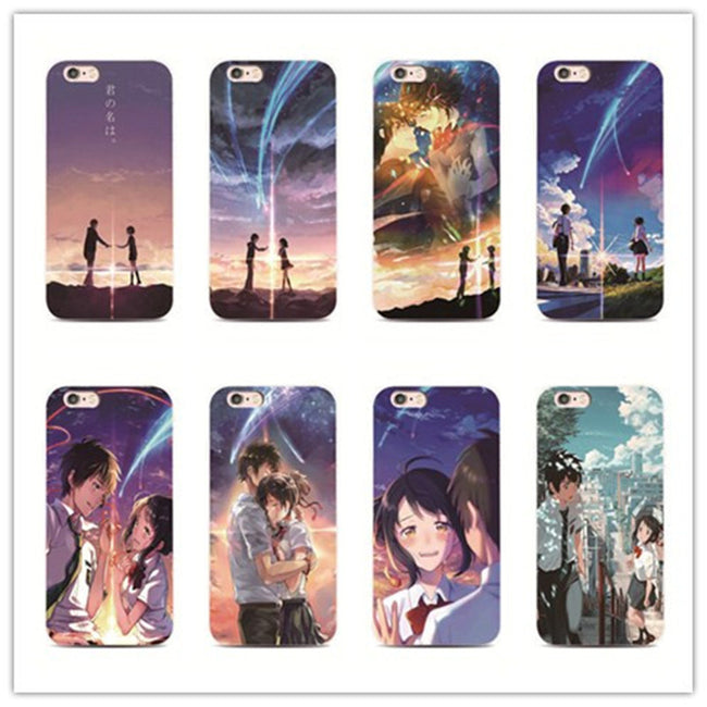 Kimi no Na wa Phone Cases