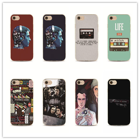 13 Reasons Why Phone Cases (Samsung)