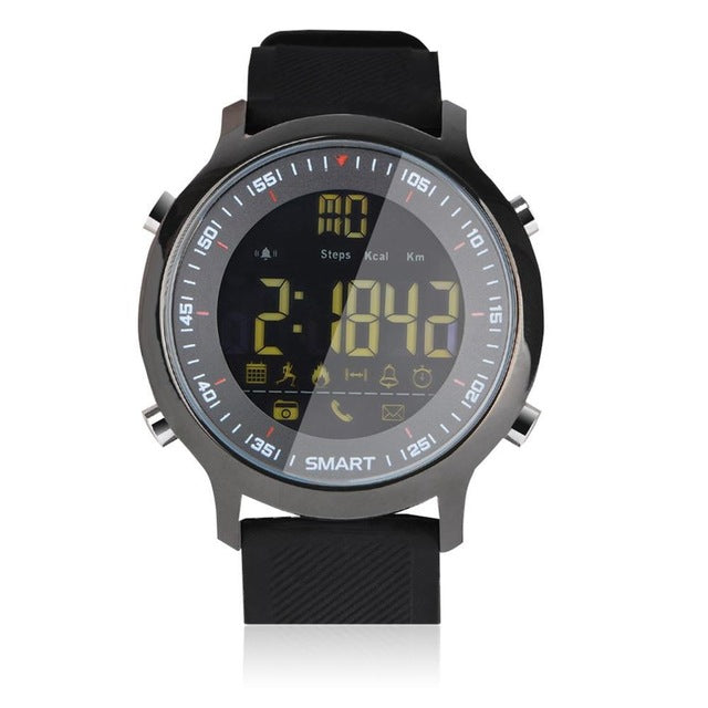 Professional Waterproof Bluetooth Fitness Smartwatch
