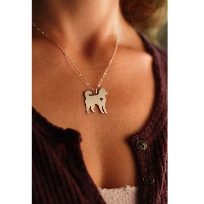 HOT SALE Personalised Necklace for Doggo Lovers