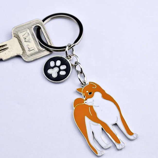 HOT SALE Akitas Dog Keychain