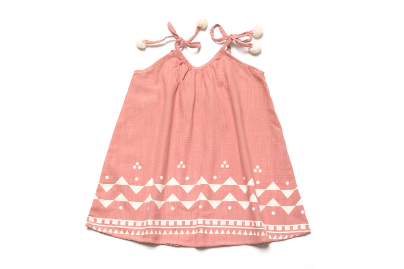 Pom Pom Dress Ayita