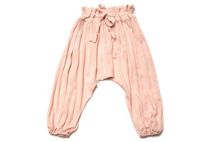 Limited Edition Harem Pants Mother Of Pearl