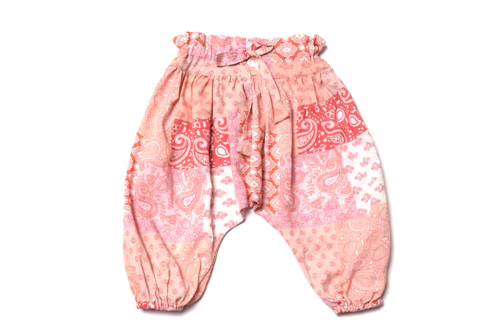 Harem Pants Paisley Love