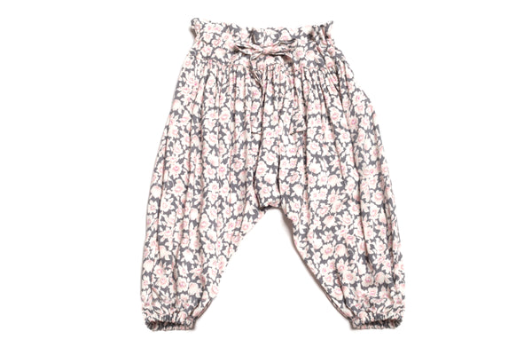 Harem Pants Pink Flame